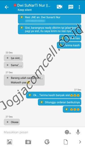 Testimoni Jogjacomcell.co.id