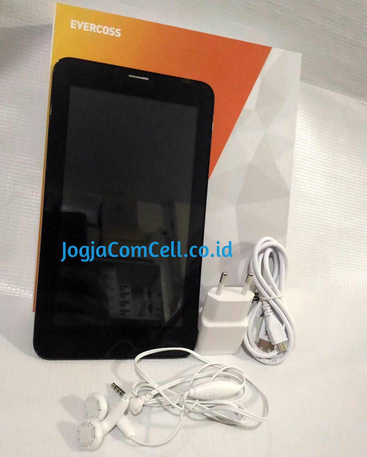 Evercoss AT1D TAB Jump S Tablet Dual SIM Ram 512 MB