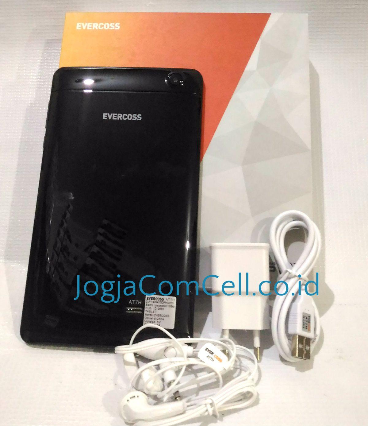 Evercoss AT7H Tab Jump S3 Tablet Androin KitKat Dengan