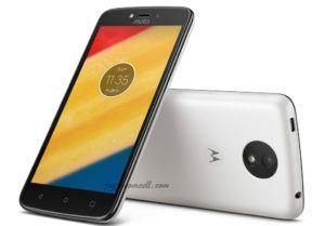 Motorola Moto C, 4G RAM 1 GB Android Nougat