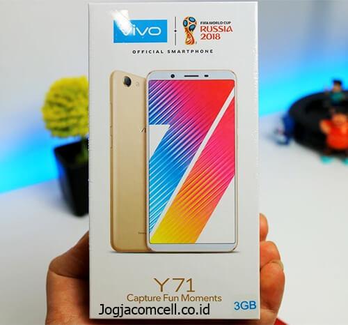 Vivo Y71 Ram 3GB - JogjaComCell.co.id